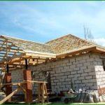 Финансовая экономия при строительстве сооружения из бруса