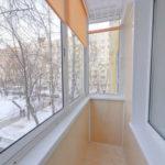 Ремонт и отделка балконов