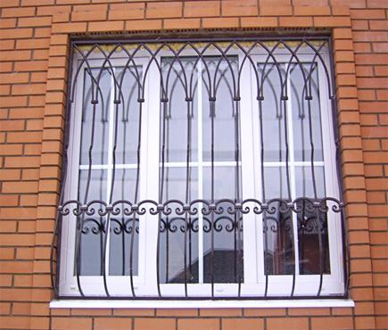 Советы по выбору решеток на окна