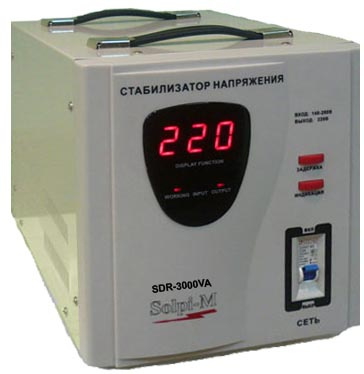 Защищаем электротехнику в доме – стабилизатор бытовой